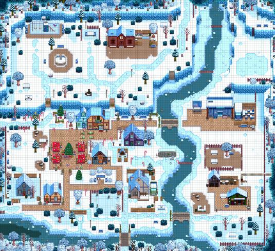 Town-Christmas-NPCs